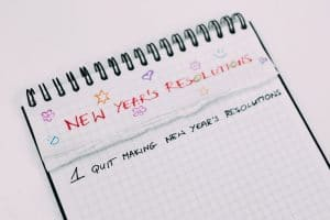 Resolutions Don't Work – Here's Why